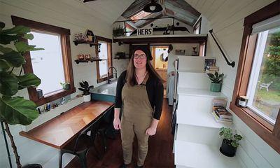 The Tangled Tiny by Tori interior