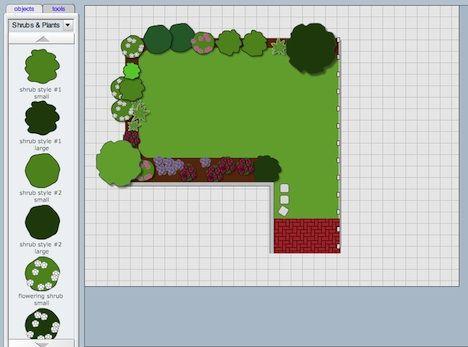 garden planner online photo