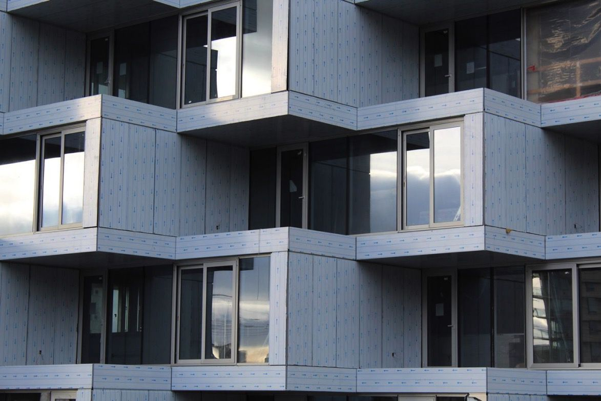 Vancouver House closeup
