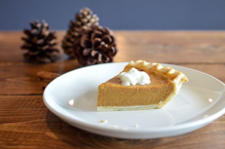 El Día de Acción de Gracias se trata de la comida