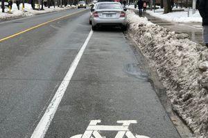 St. George bike lane