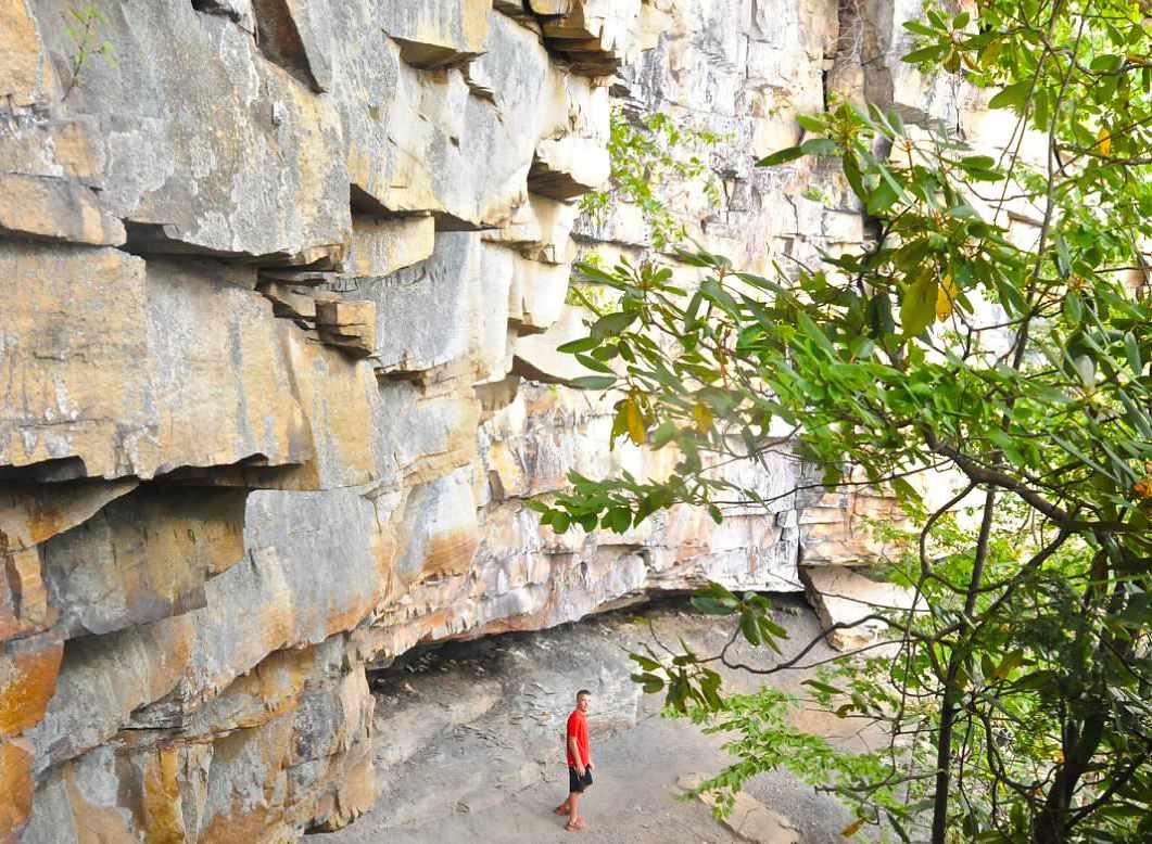 Castle Rock Trail, New River Gorge National Park