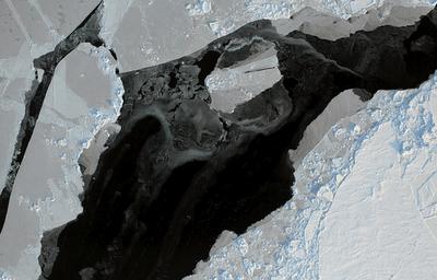 NASA ice Melt photos