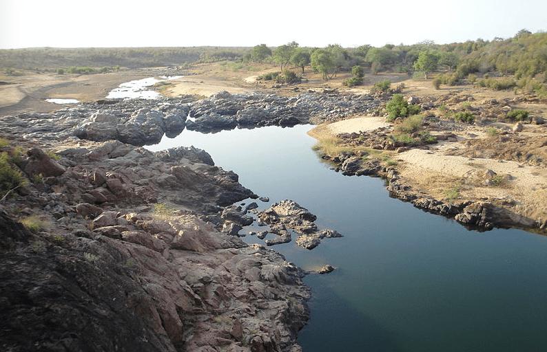 Makokwani Pools at_Gonarezhou National Park, Zimbabwe