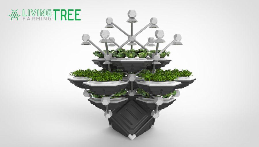 Hexagro Urban Farming LFT