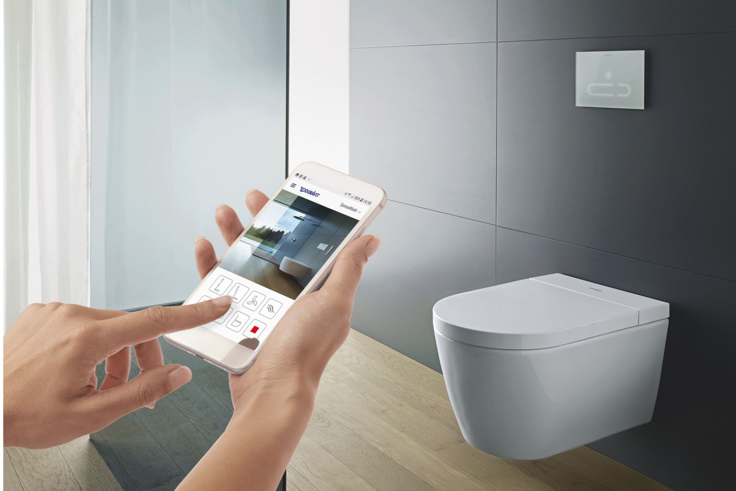 Who Needs an $8700 Toilet That Talks To Your Phone?