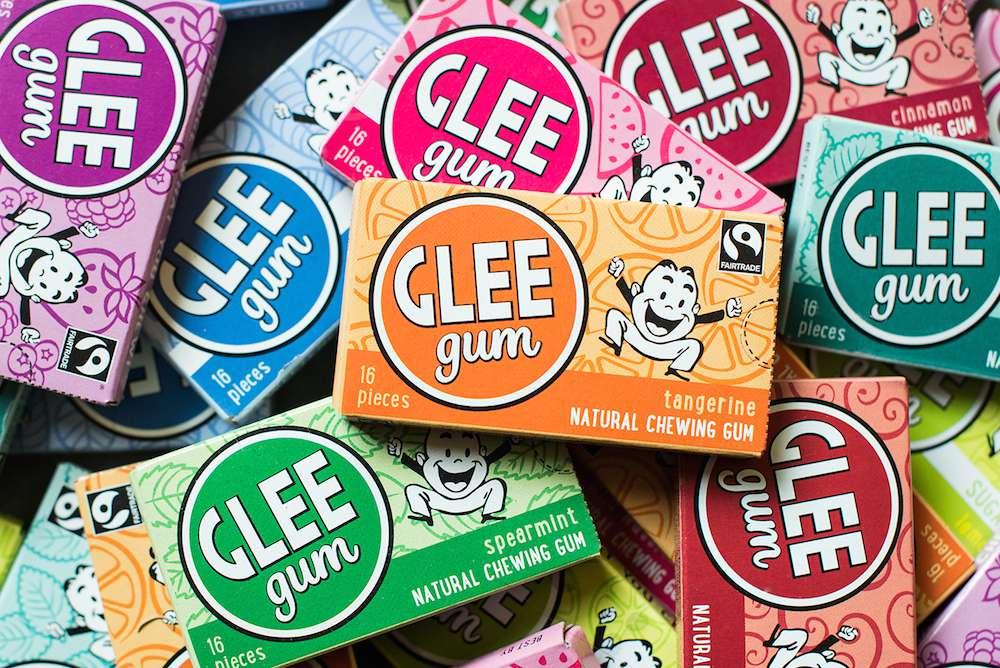 pile of Glee Gum