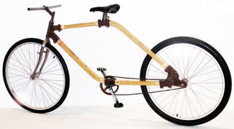green bike image