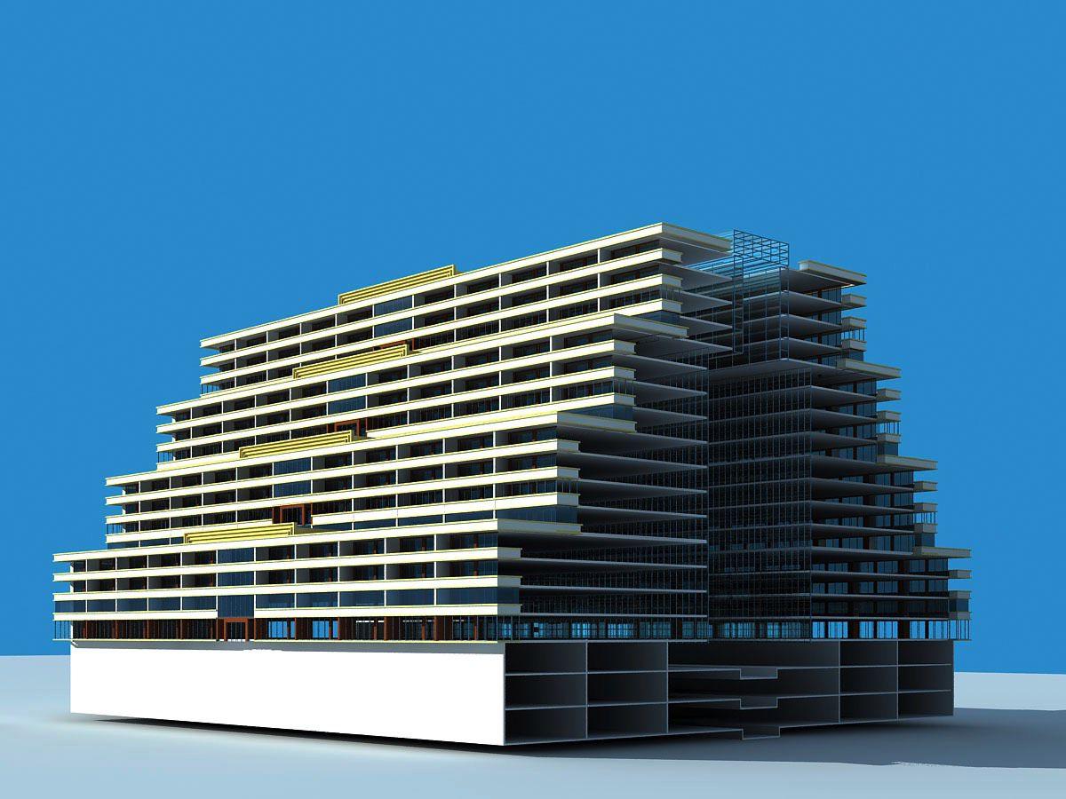 Linear city model