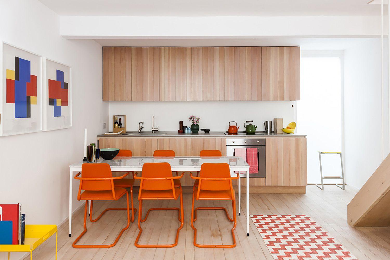 Small Townhouse Studiomama kitchen