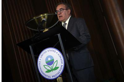 EPA Administrator Andrew Wheeler