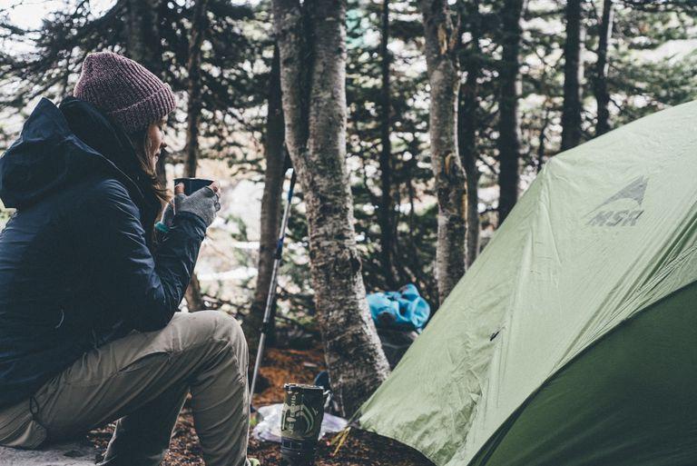 Arrive es un ingenioso servicio de alquiler de equipo para acampar