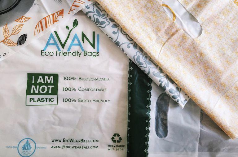 Avani eco friendly bags