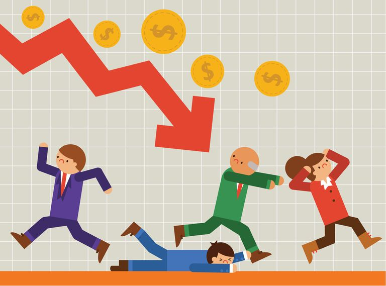 economic crisis depression recession