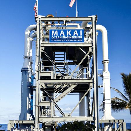 makai ocean energy research center