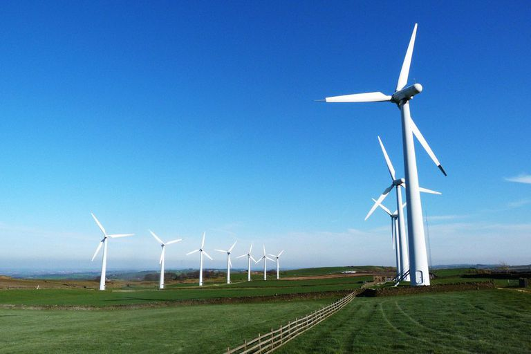 La energía eólica del Reino Unido bate récords de producción. De nuevo.