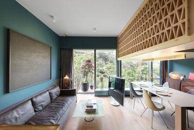 mini treehouse residence nelson chow ncda living room