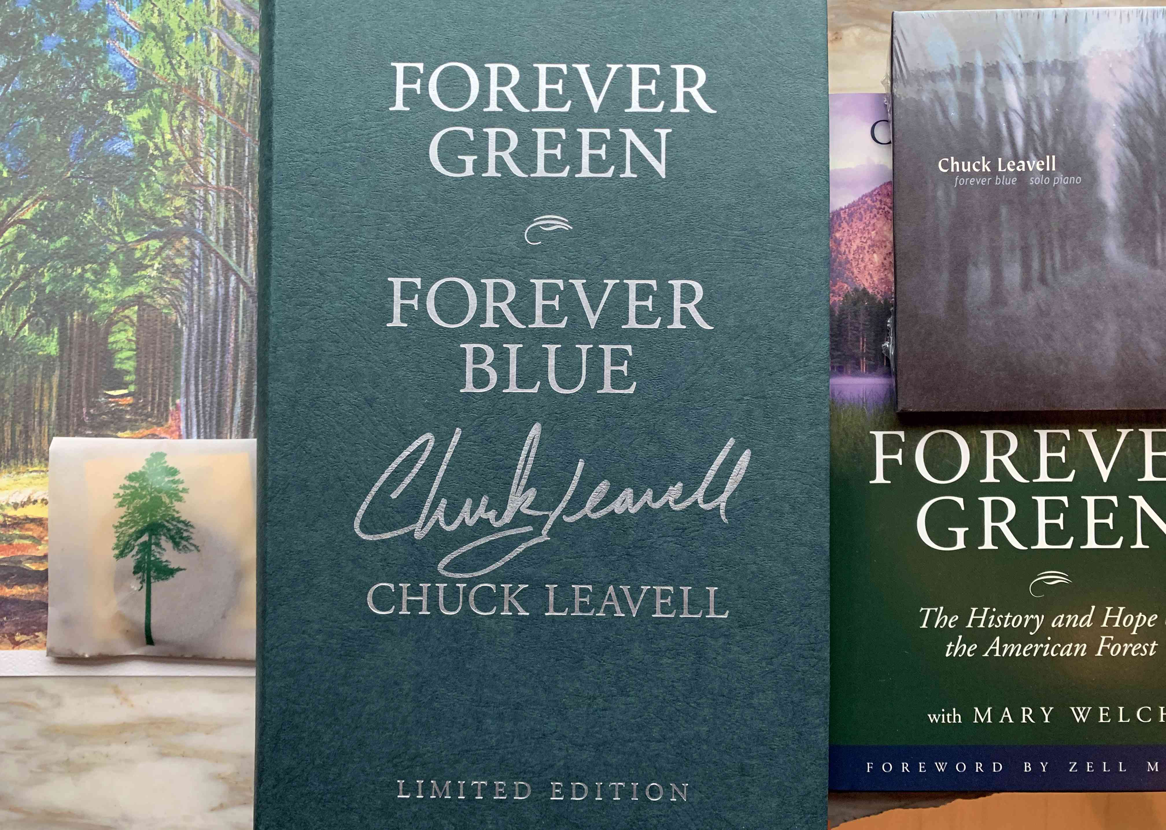 Chuck Leavell box set