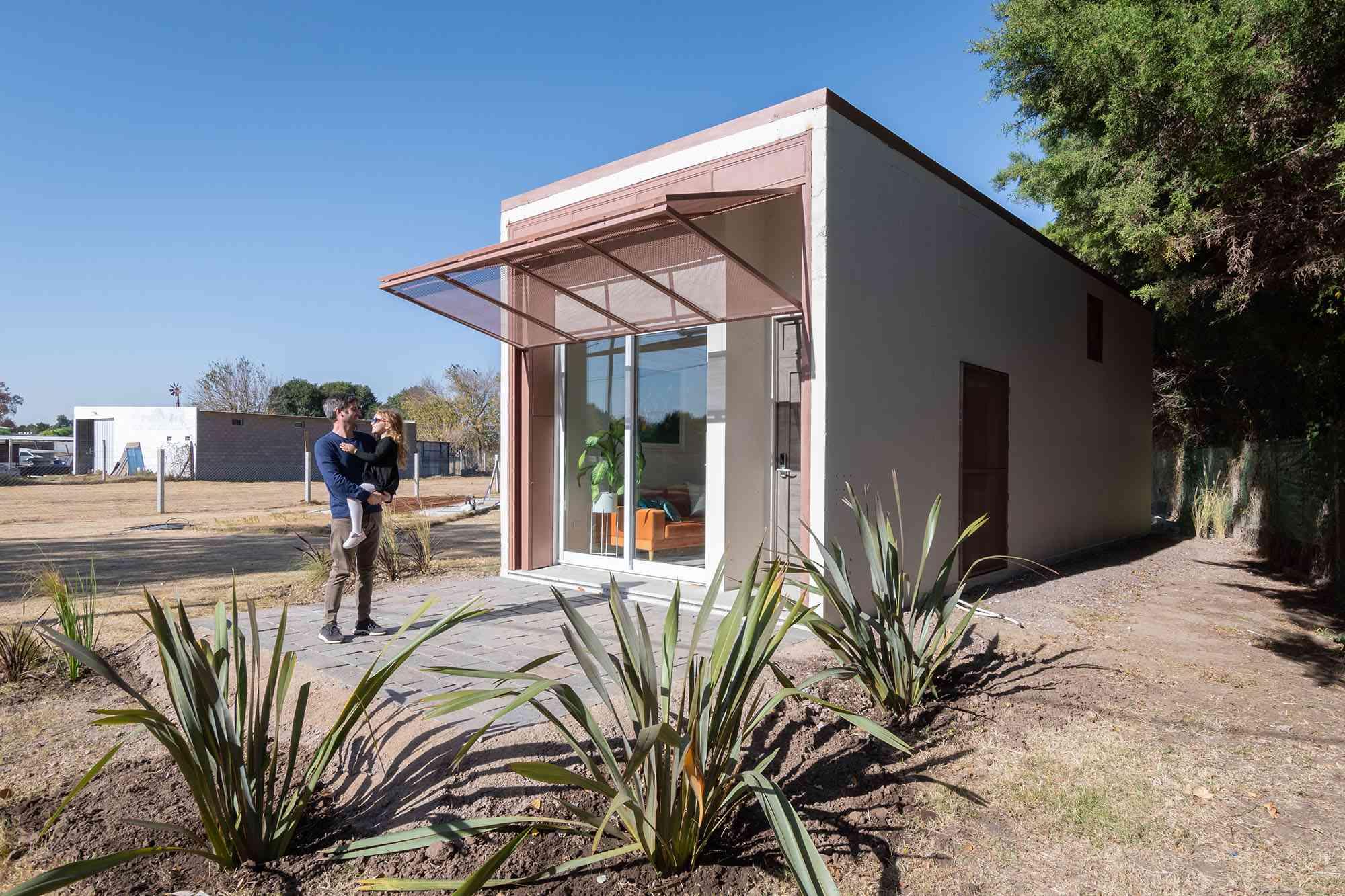 Hüga prefabricated house by Grandio exterior