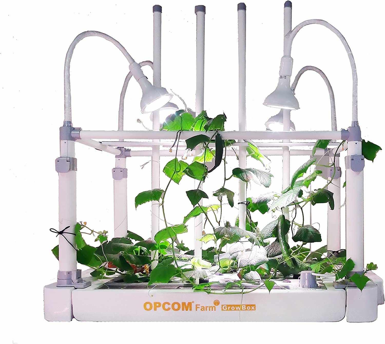 OPCOM Farm Tabletop Hydroponic Grow Box