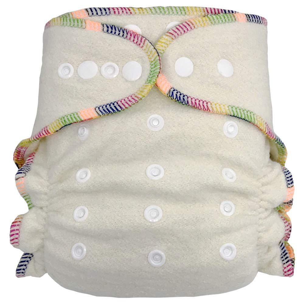 Ecoable Fitted Cloth Diaper
