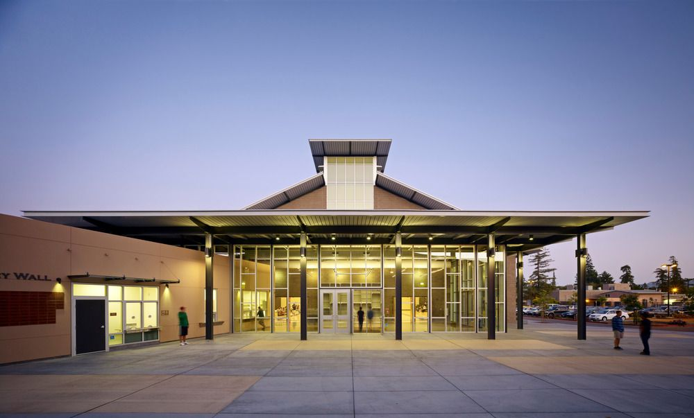 Sequoia Union Gymnasium