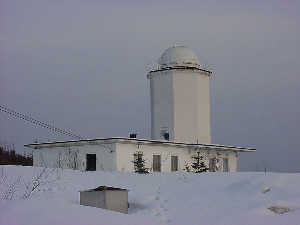 Harestua Solar Observatory, Norway
