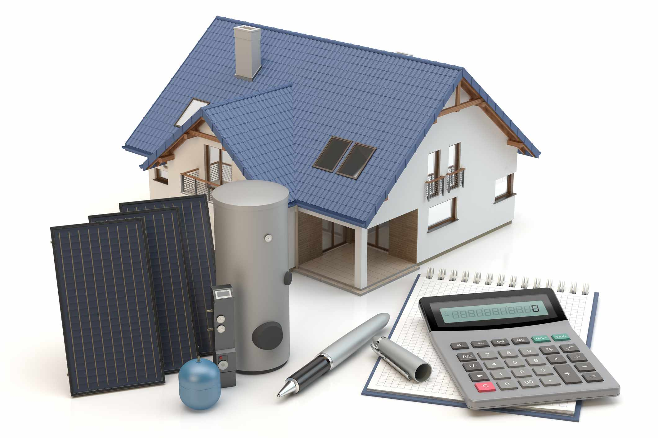 Solar panel investment calculator