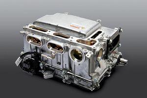 Prius inverter