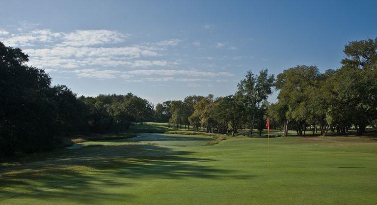 Por qué es tan crucial salvar este campo de golf de Texas