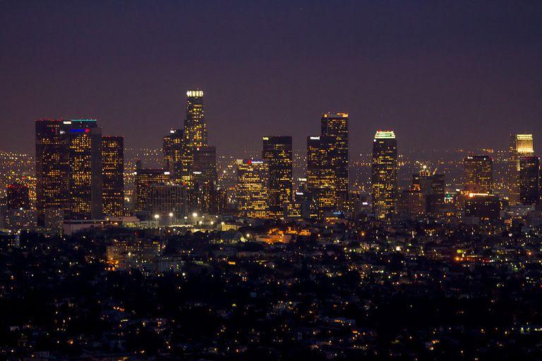 Los Ángeles patea el hábito del carbón