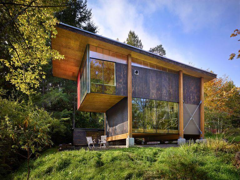 Puget Sound Getaway es puro genio reciclado