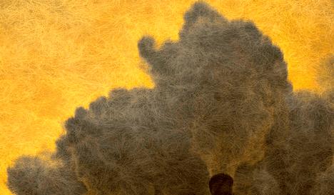 powerplant smokestack image