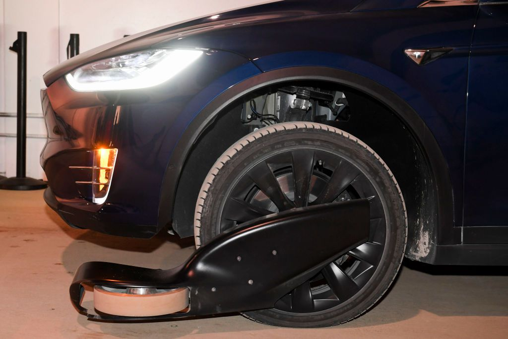 retractible wheels