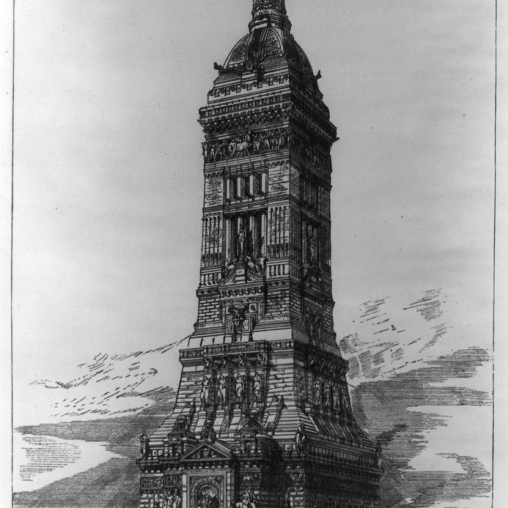 Gothic Tower