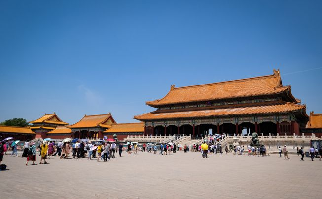 Es más fácil respirar en Beijing en estos días