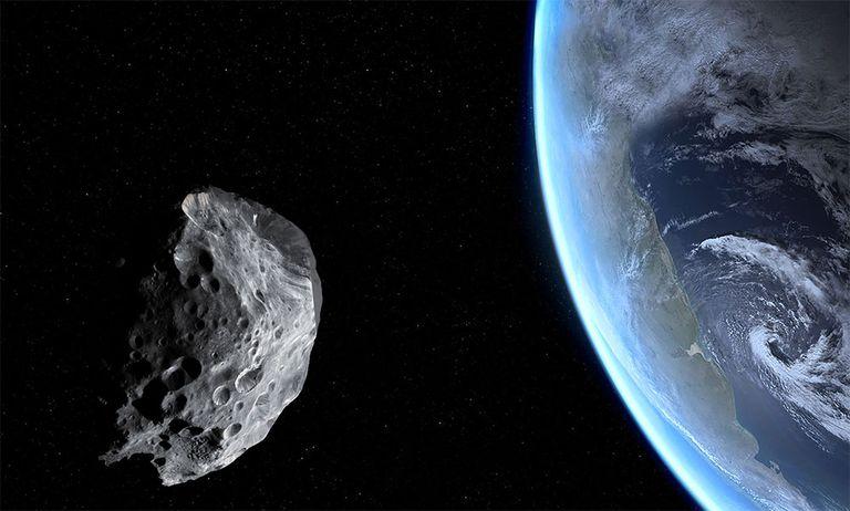Volar un asteroide del fin del mundo puede no ser posible, revela un estudio