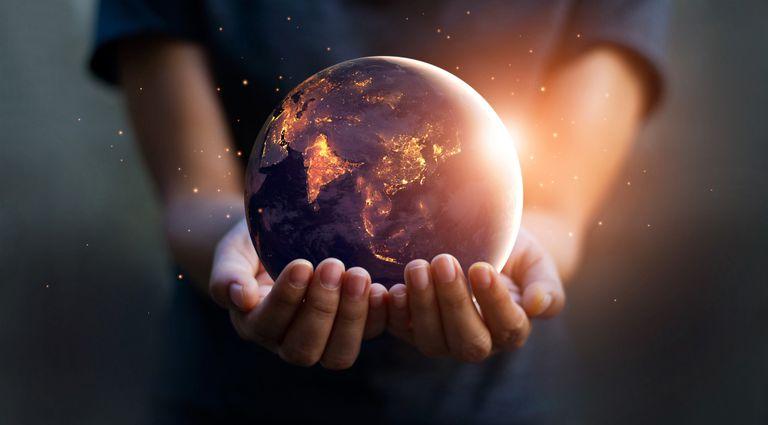'50 formas de ayudar a salvar la Tierra '
