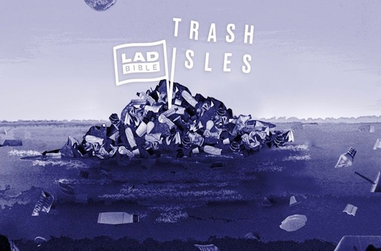 Conviértete en ciudadano de las islas de la basura para proteger nuestros océanos