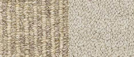 earth weave wool hemp carpet photo
