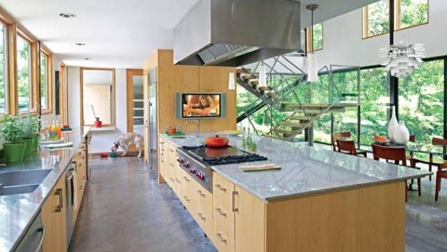 ¿El diseño de su cocina le está engordando?