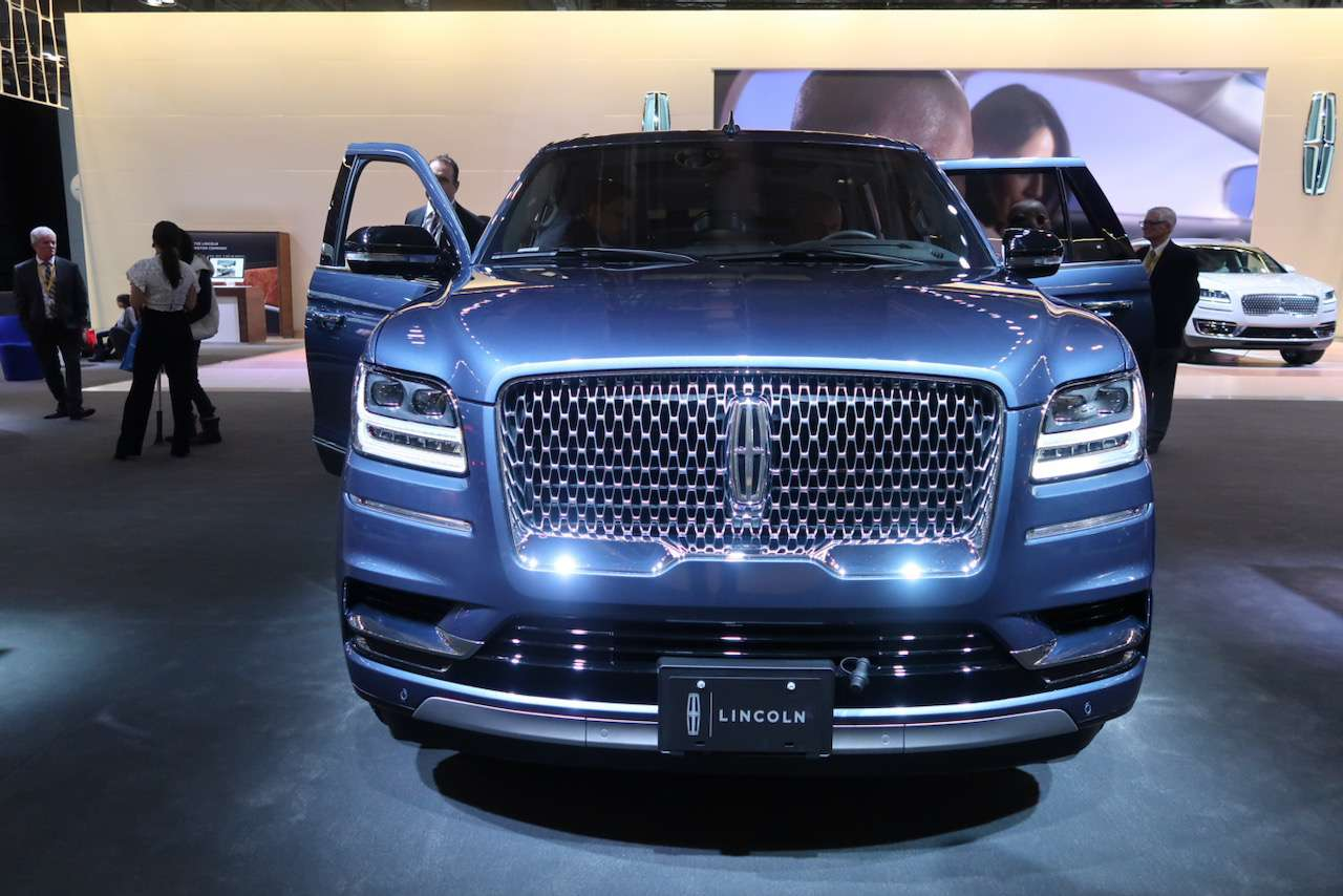 Lincoln front end