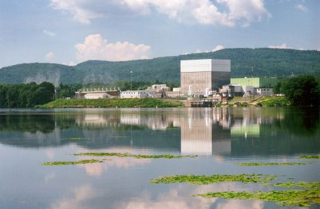 Vermont Yankee Nuclear Power Plant Leaks Tritium photo