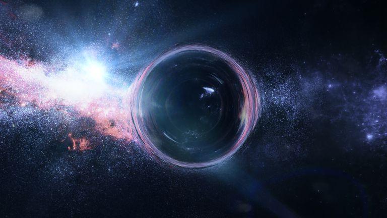 Los agujeros negros son 'portales a otros universos', según los nuevos resultados cuánticos