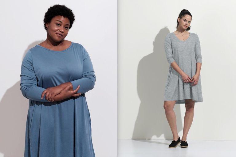 Wool& dresses