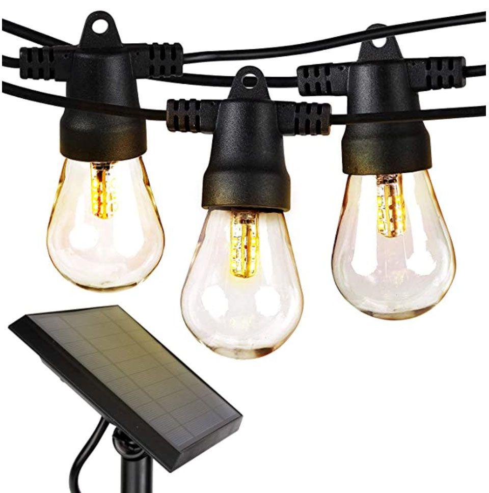 Brightech Ambiance Pro Solar String Lights