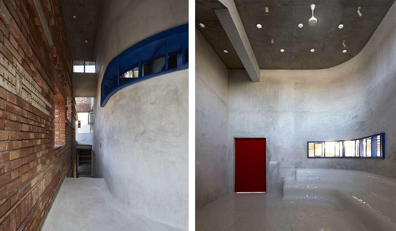 gallery house abin design studio interior