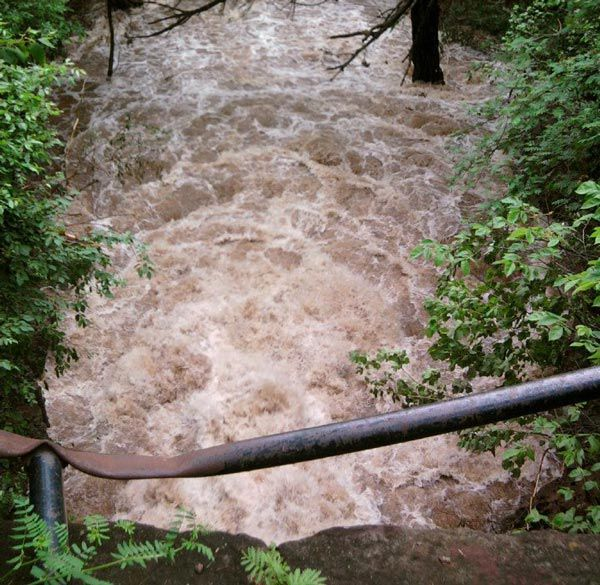 Duluth Chester Creek flooding