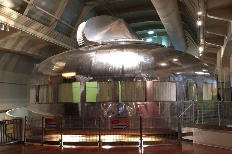 ¿Cuáles son las lecciones de la casa Dymaxion de Bucky Fuller?