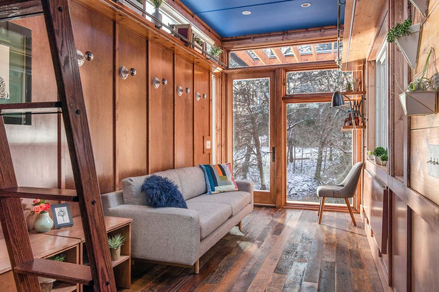 New Frontier Tiny Homes